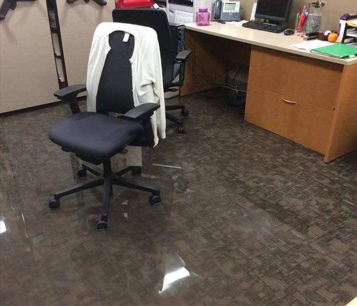 Office Flood, Wyoming MI