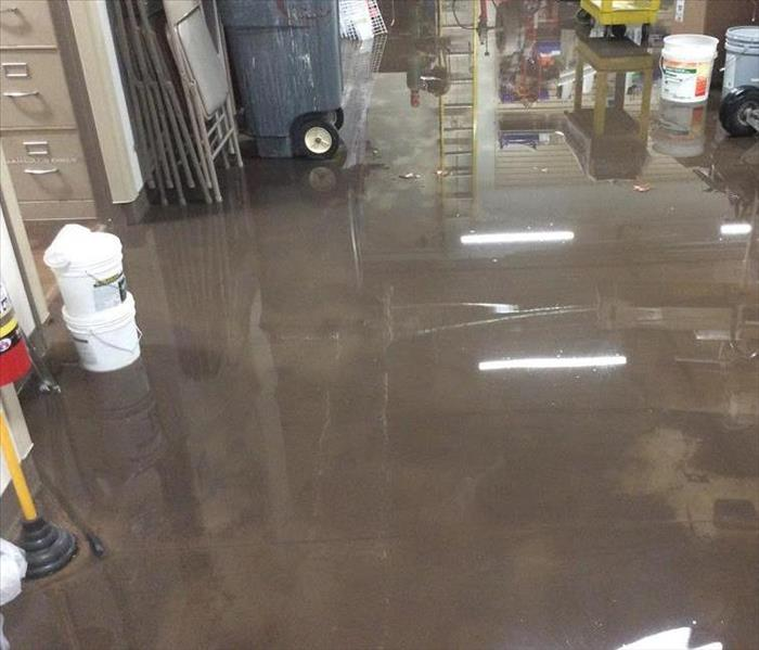 Commercial Flood, Kentwood MI