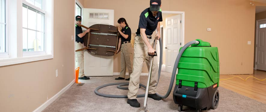 Southwest Grand Rapids, MI residential restoration cleaning